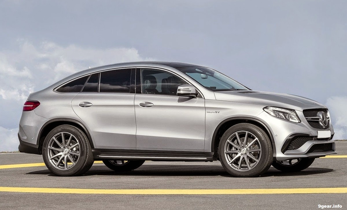 2019 Mercedes Benz GLE63 AMG Coupe photo - 1