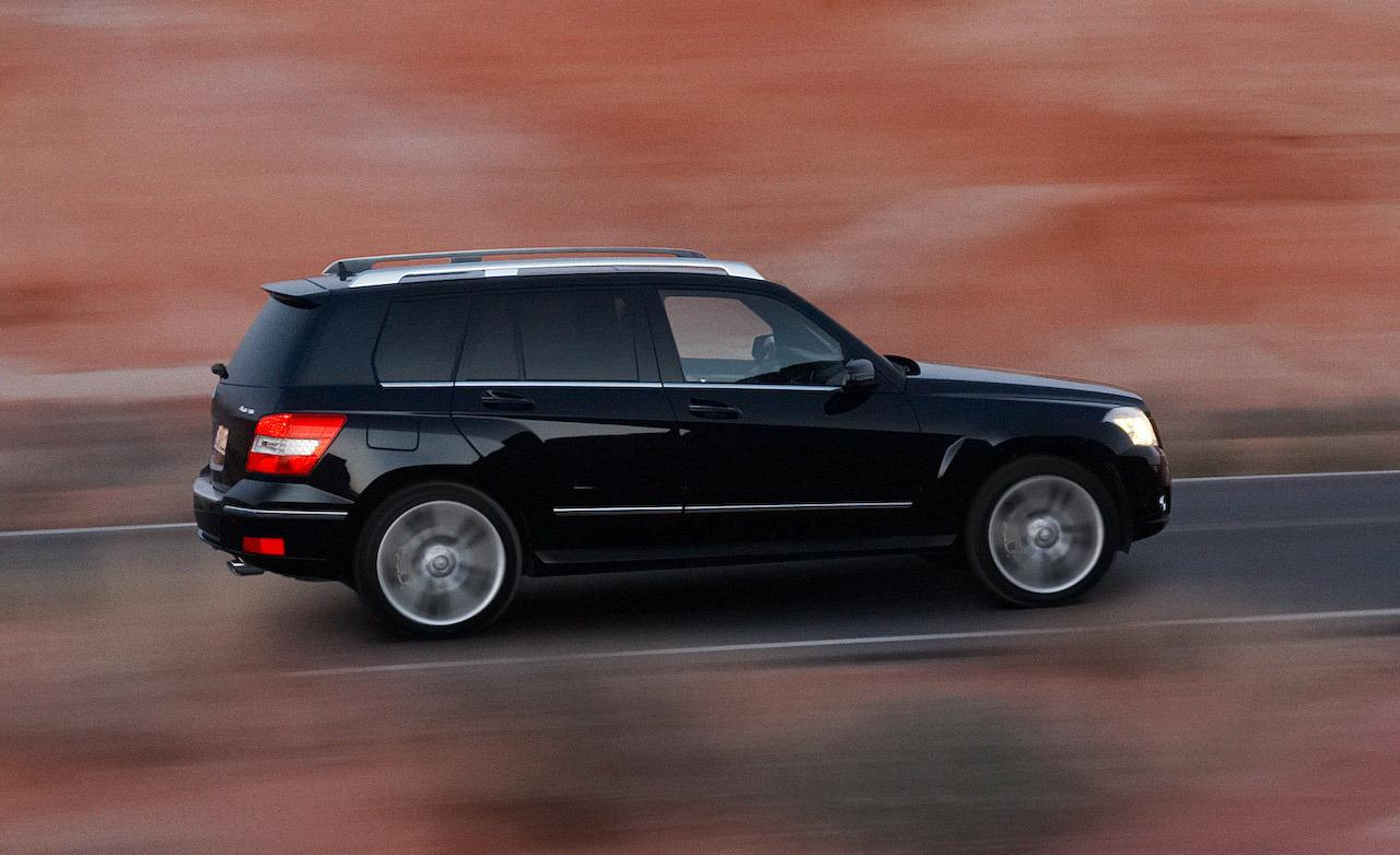 2019 Mercedes Benz GLK350 4Matic photo - 1