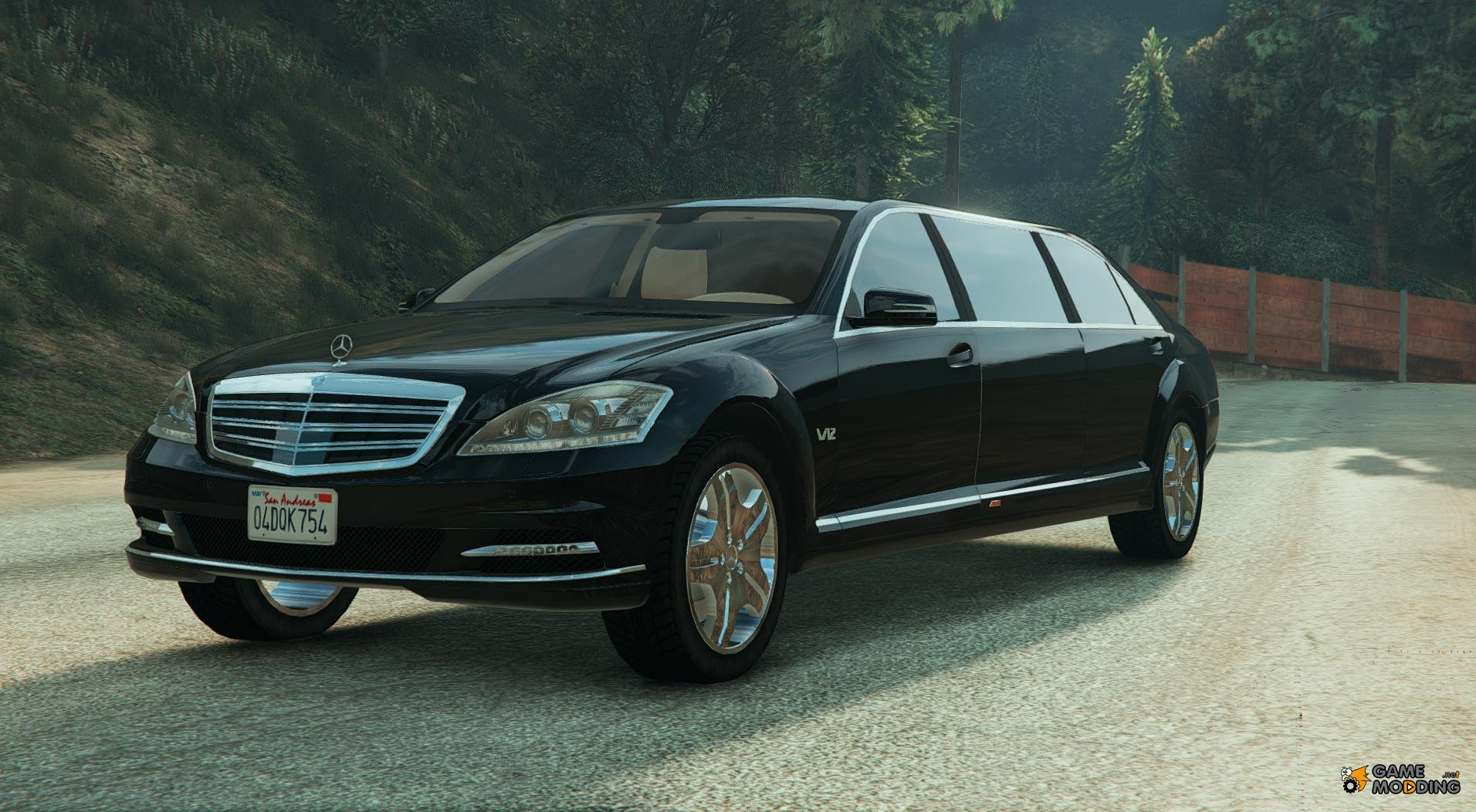 2019 Mercedes Benz S 600 Guard Pullman photo - 6