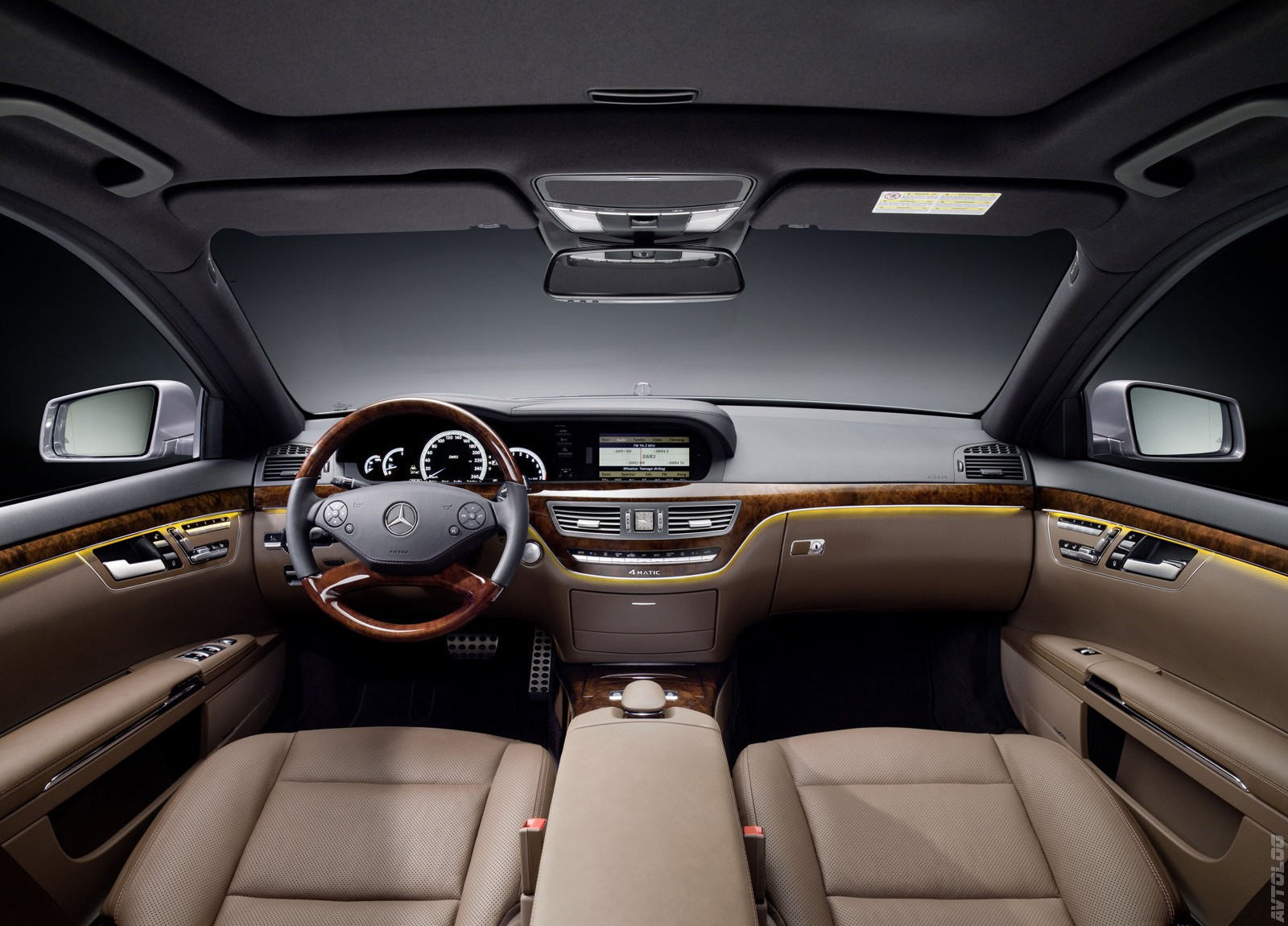 2019 Mercedes Benz S Class AMG Sports Package photo - 5
