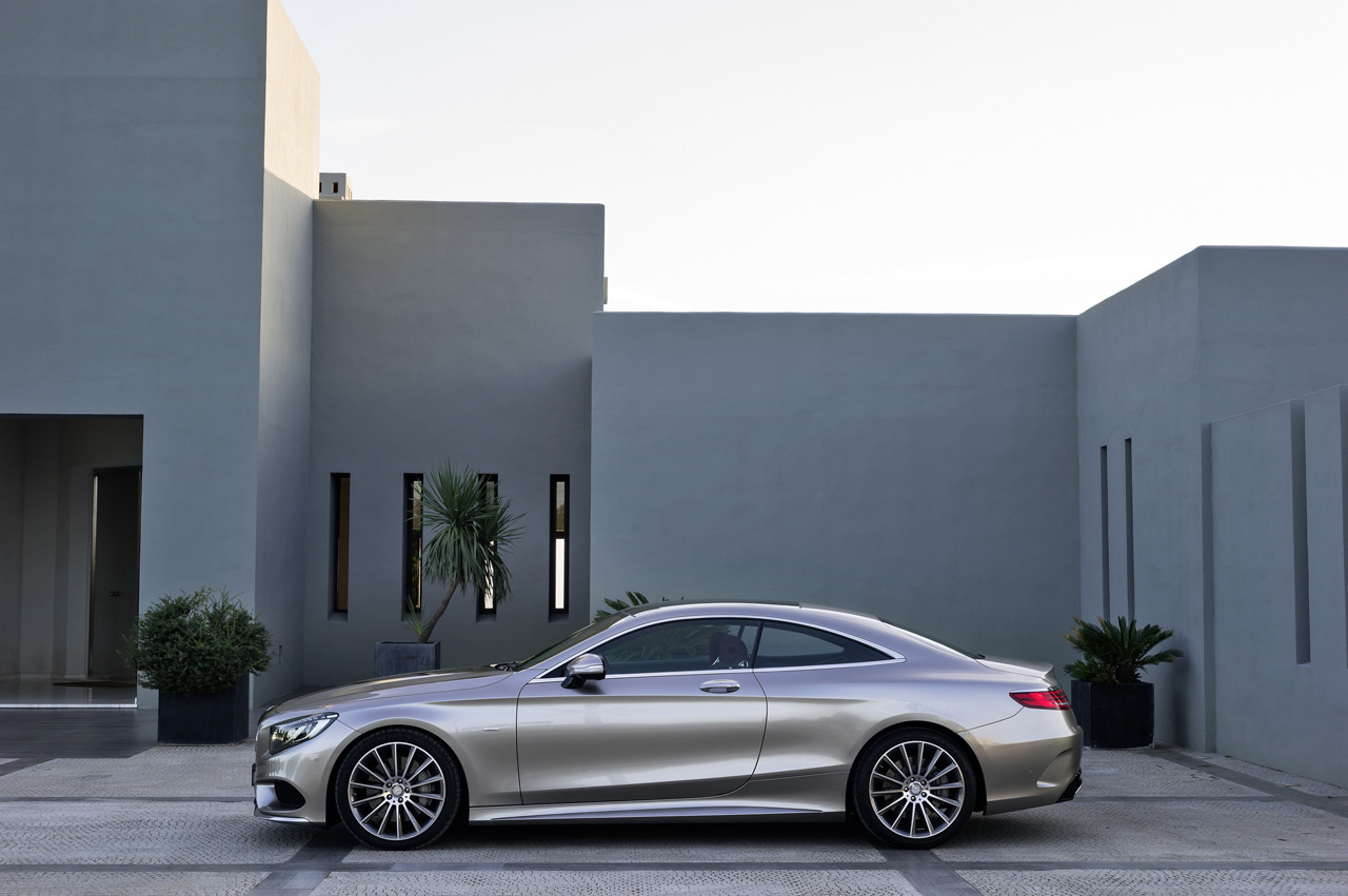 2019 Mercedes Benz S Class Coupe photo - 6
