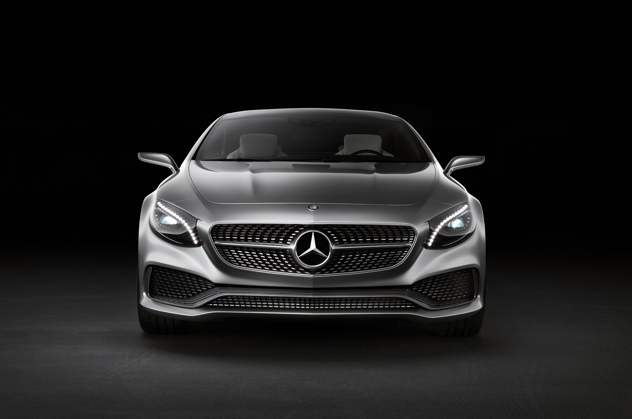 2019 Mercedes Benz S Class Coupe Concept photo - 3