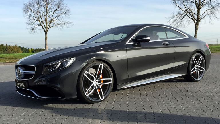 2019 Mercedes Benz S63 AMG Coupe photo - 5