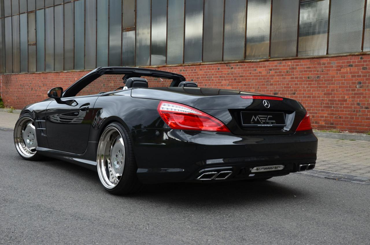 2019 Mercedes Benz SL500 photo - 2