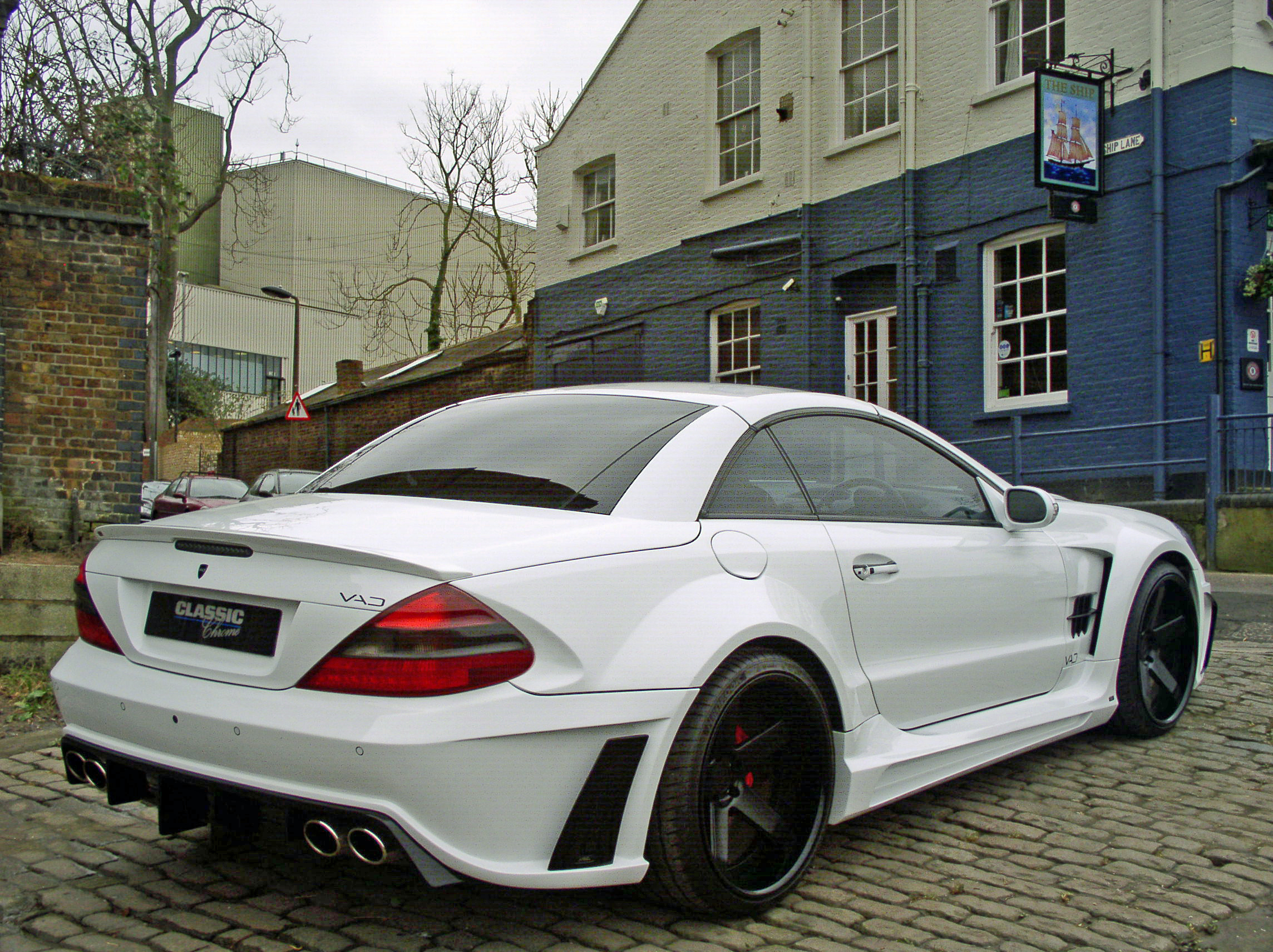 2019 Mercedes Benz SL55 AMG photo - 2