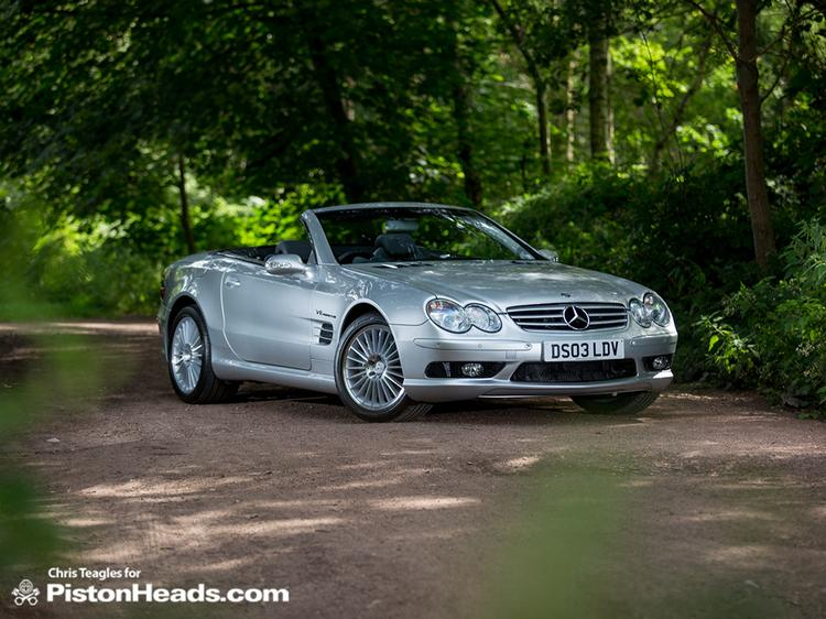 2019 Mercedes Benz SL55 AMG photo - 3