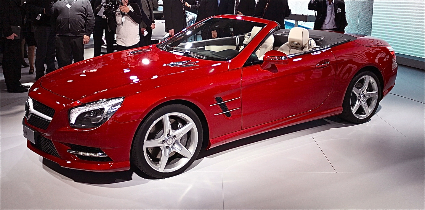 2019 Mercedes Benz SL600 photo - 5