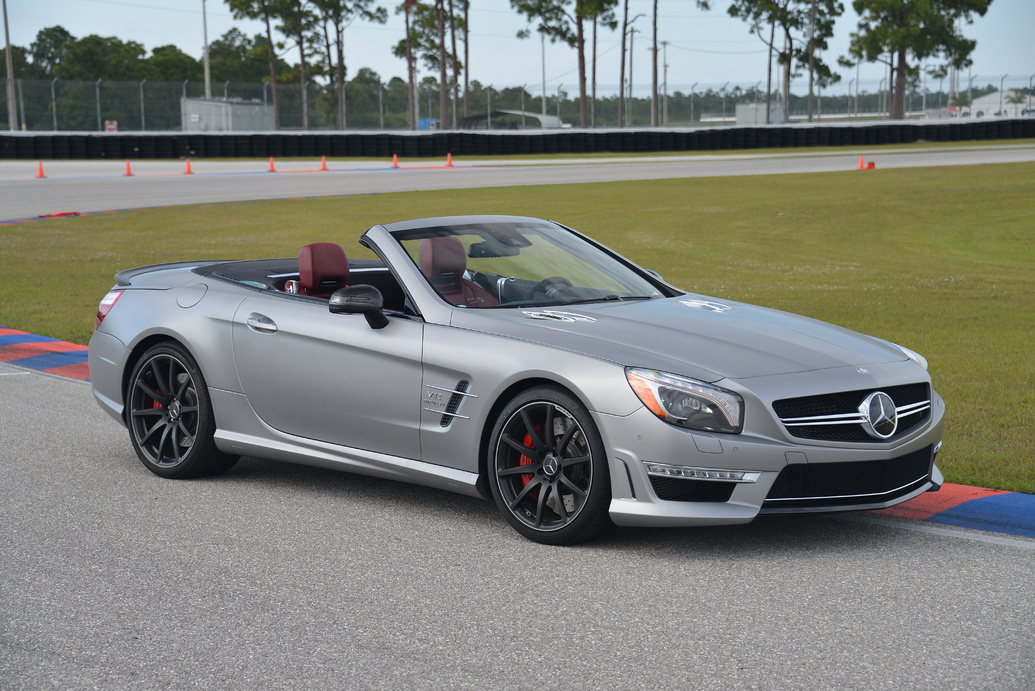 2019 Mercedes Benz SL65 AMG photo - 1