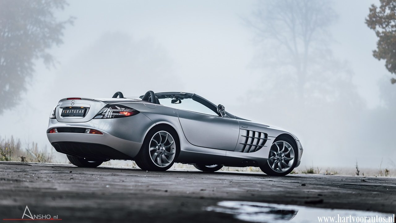 2019 Mercedes Benz SLR McLaren Roadster photo - 3