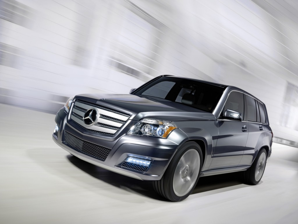 2019 Mercedes Benz Vision GLK Bluetec Hybrid Concept photo - 1