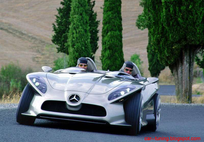 2019 Mercedes Benz Vision R 63 AMG photo - 6