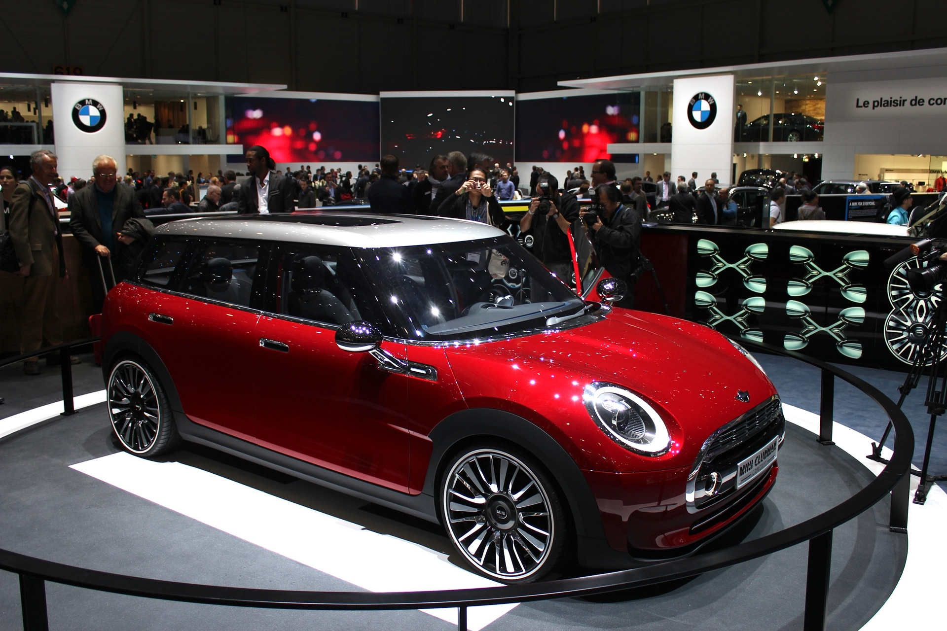2019 Mini Clubman Car Photos Catalog 2019