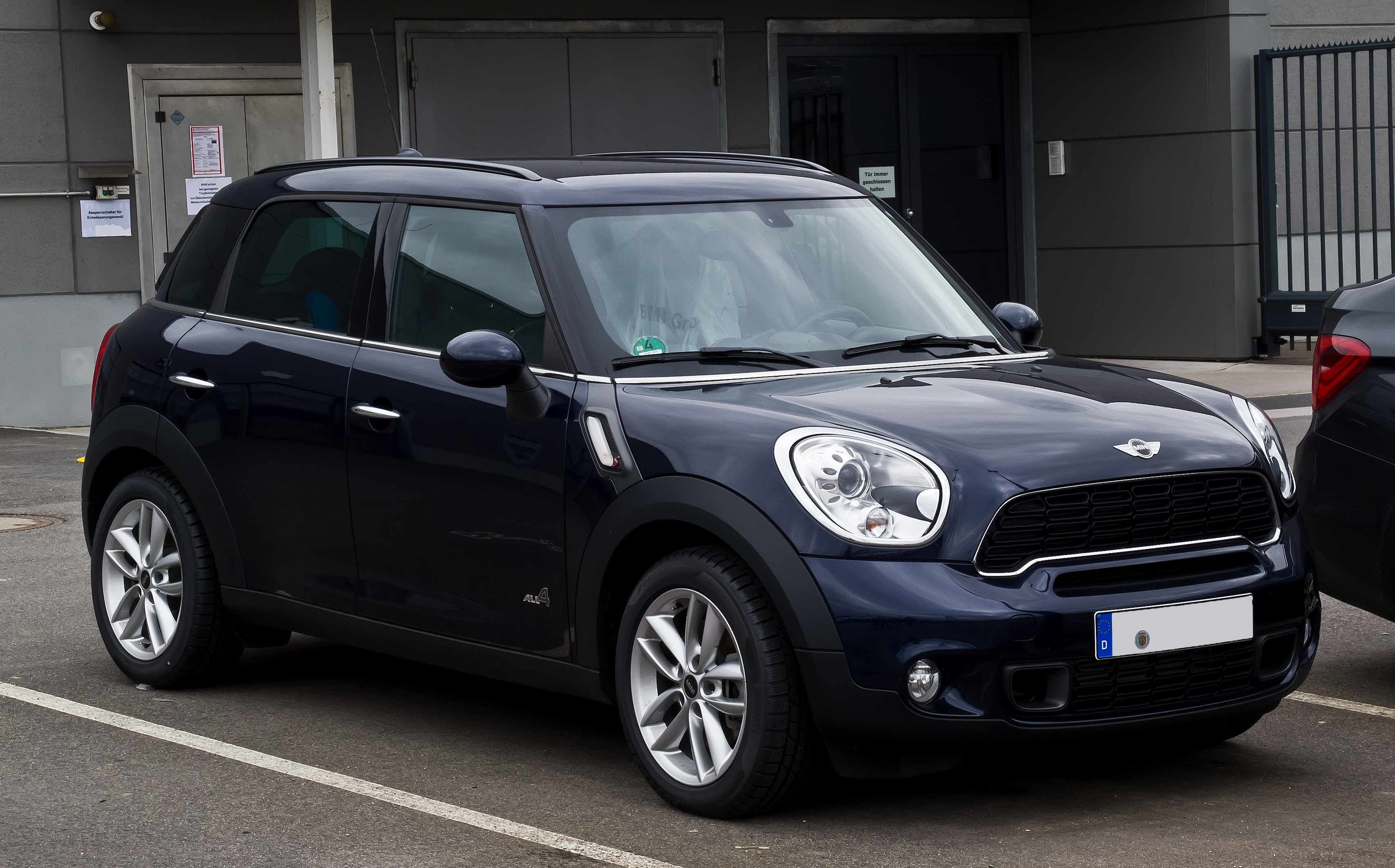 2019 mini countryman cooper all4 car photos catalog 2018. Black Bedroom Furniture Sets. Home Design Ideas