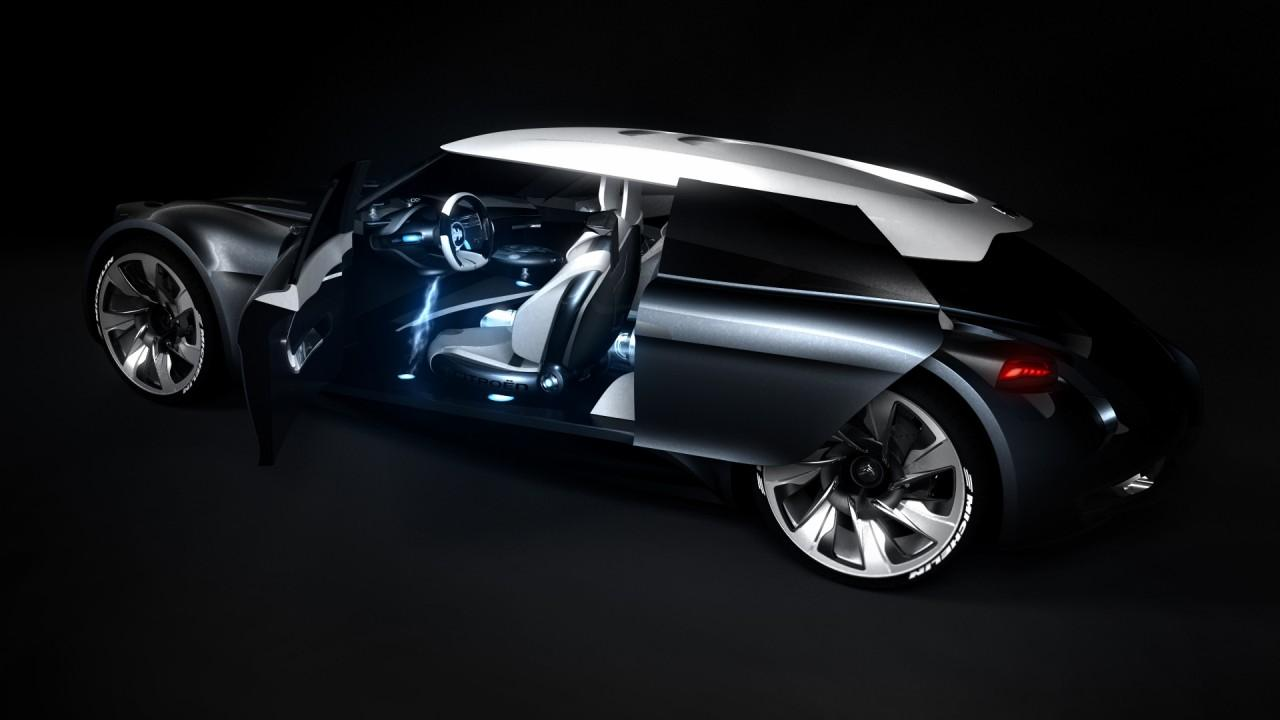 Concept Cars 2019: 2019 Mini Crossover Concept