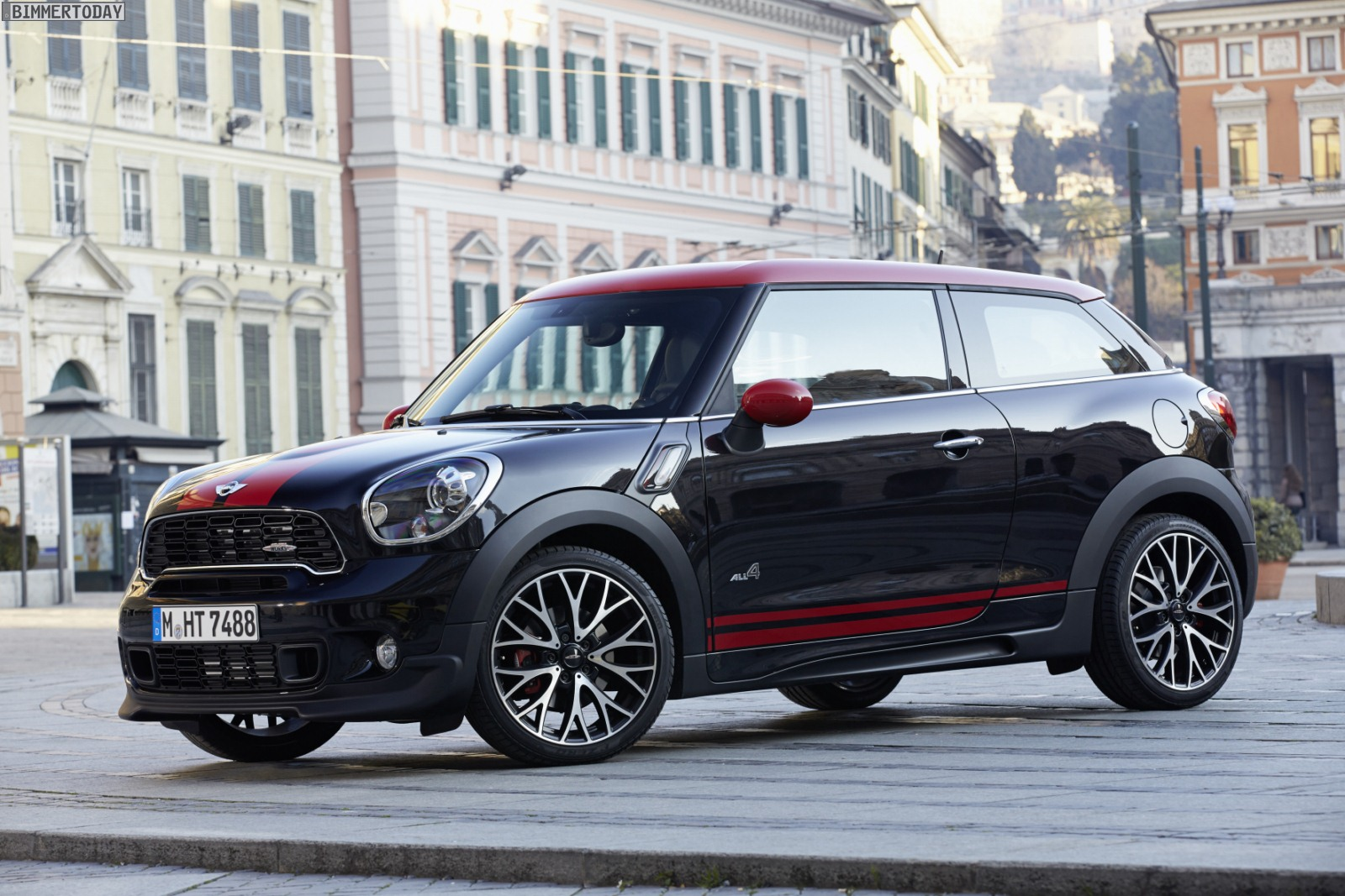 2019 mini paceman john cooper works car photos catalog 2018. Black Bedroom Furniture Sets. Home Design Ideas