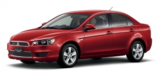 2019 Mitsubishi Galant Fortis Ralliart photo - 6