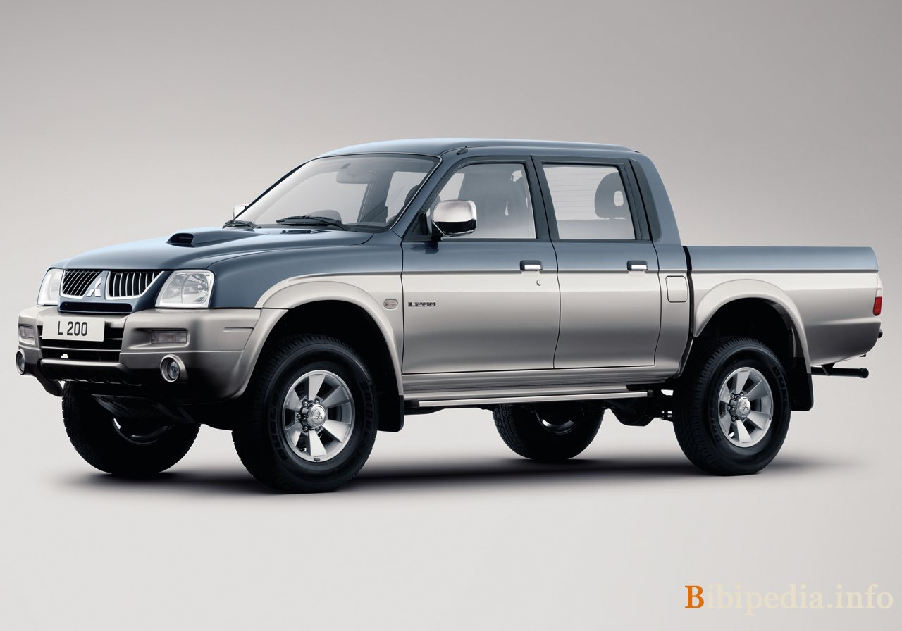 2019 Mitsubishi L200 Double Cab photo - 3