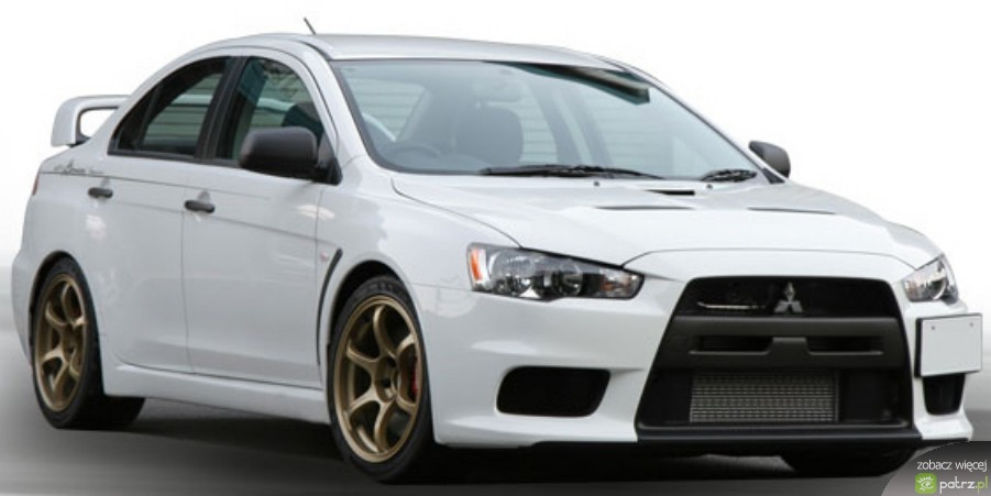 2019 Mitsubishi Lancer Evolution RS photo - 3