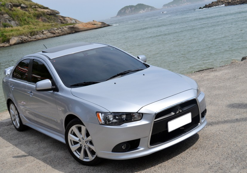 2019 Mitsubishi Lancer Evolution VIII European Version photo - 6