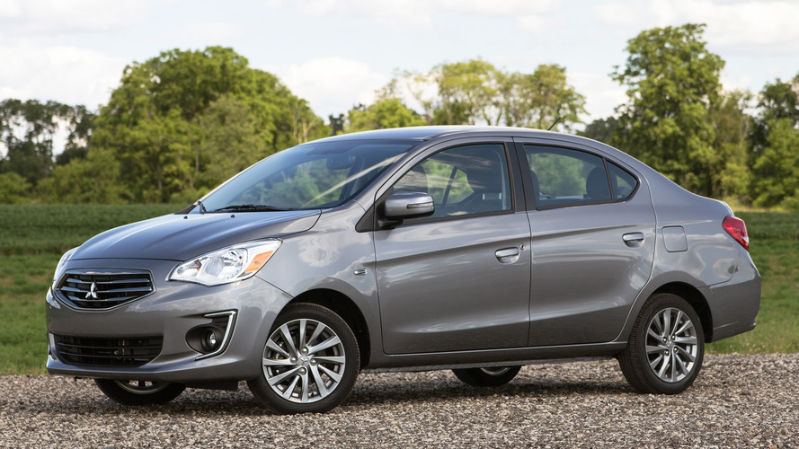 2019 Mitsubishi Mirage photo - 2