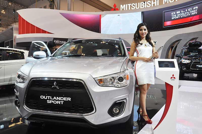 2019 Mitsubishi Outlander Sport photo - 6