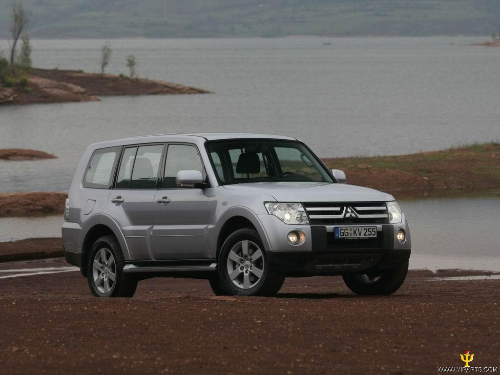2019 Mitsubishi Pajero European Specs photo - 6