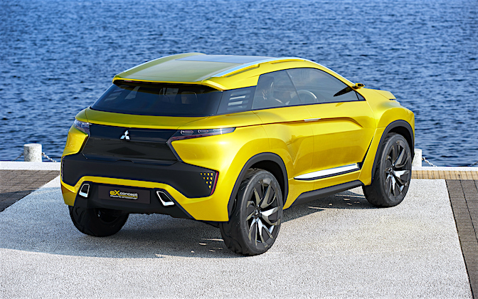 2019 Mitsubishi Prototype S Concept | Car Photos Catalog 2017