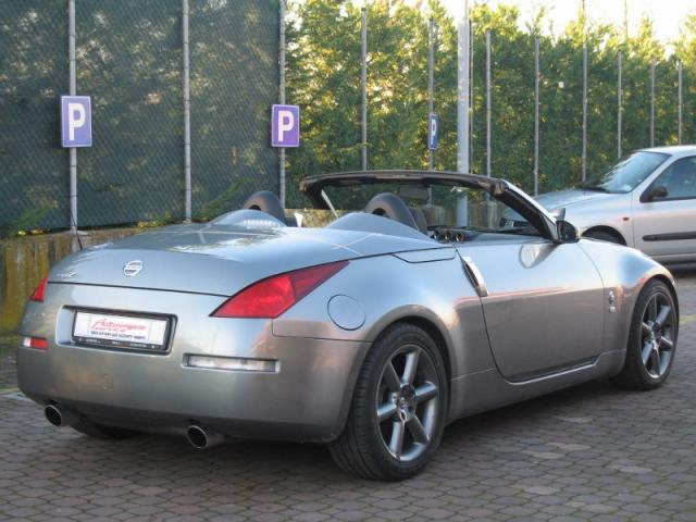 2019 Nissan 350Z Roadster EUR photo - 2