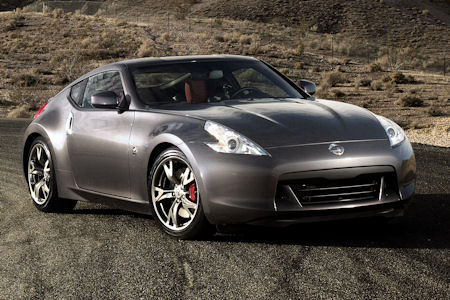 2019 Nissan 370Z Black Edition photo - 3