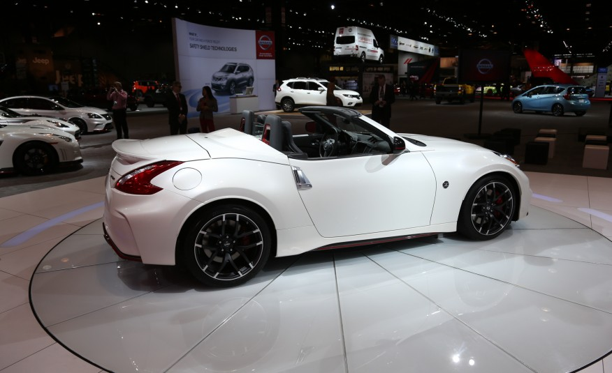 2019 Nissan 370Z Nismo Roadster Concept photo - 3