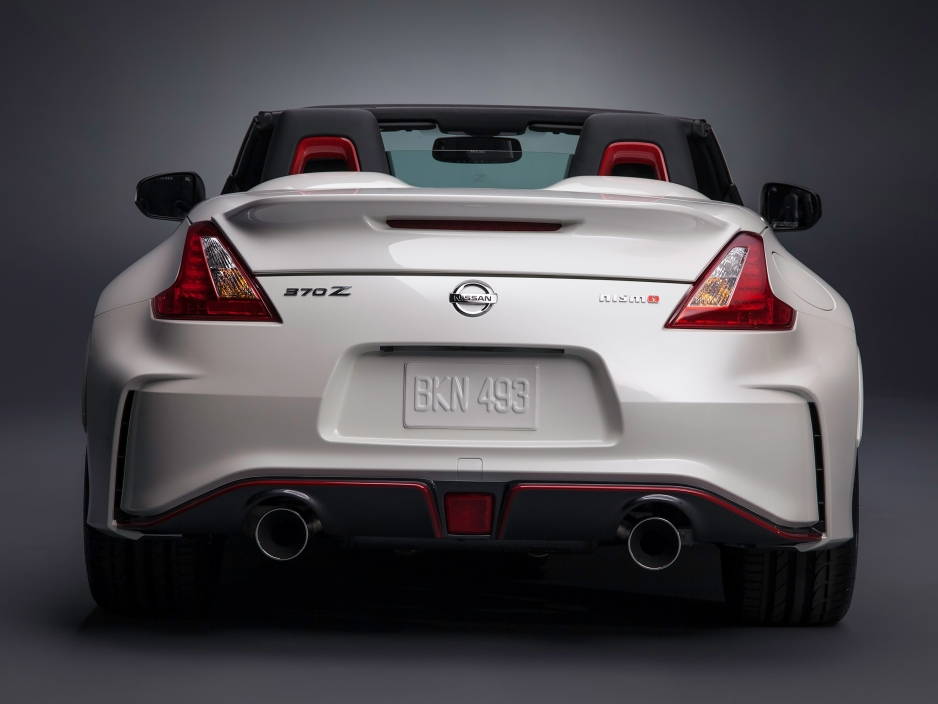 2019 Nissan 370Z Nismo Roadster Concept photo - 4
