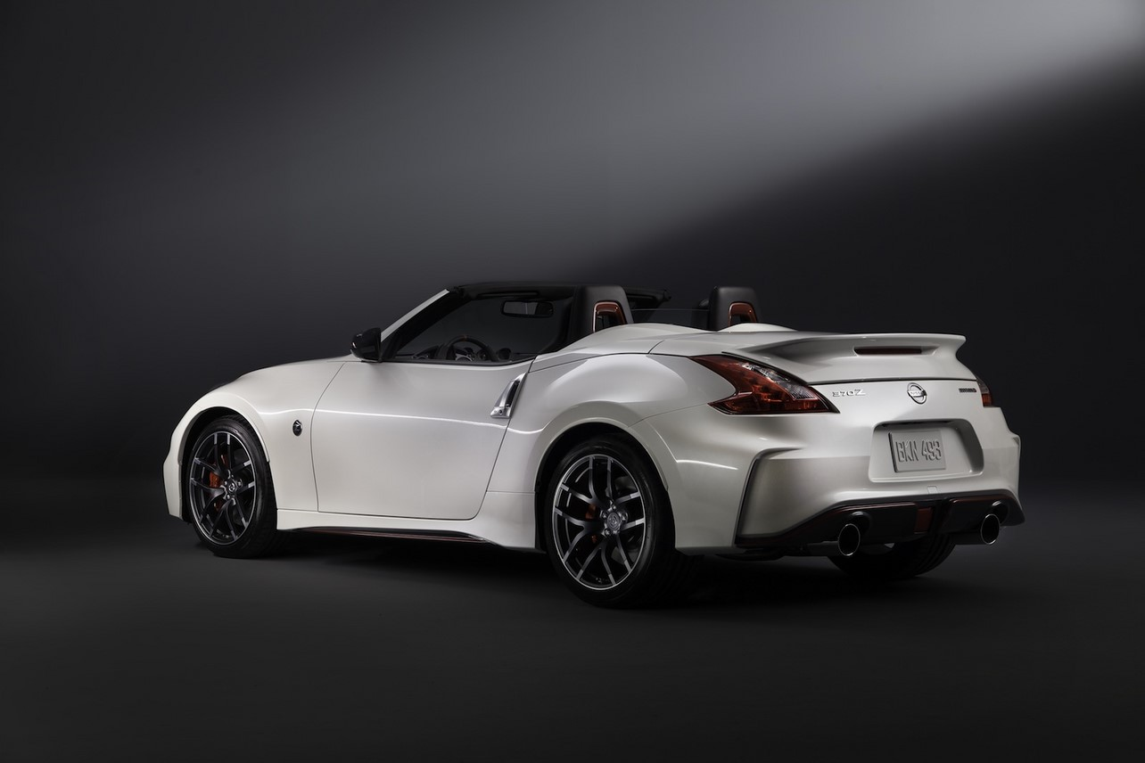 2019 Nissan 370Z Nismo Roadster Concept photo - 6