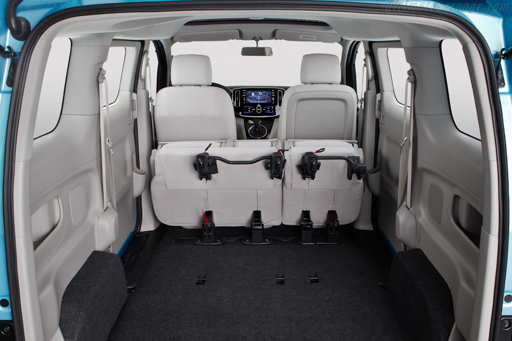 2019 Nissan e NV200 photo - 5