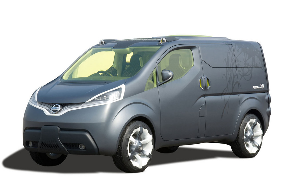 2019 Nissan e NV200 Concept photo - 2