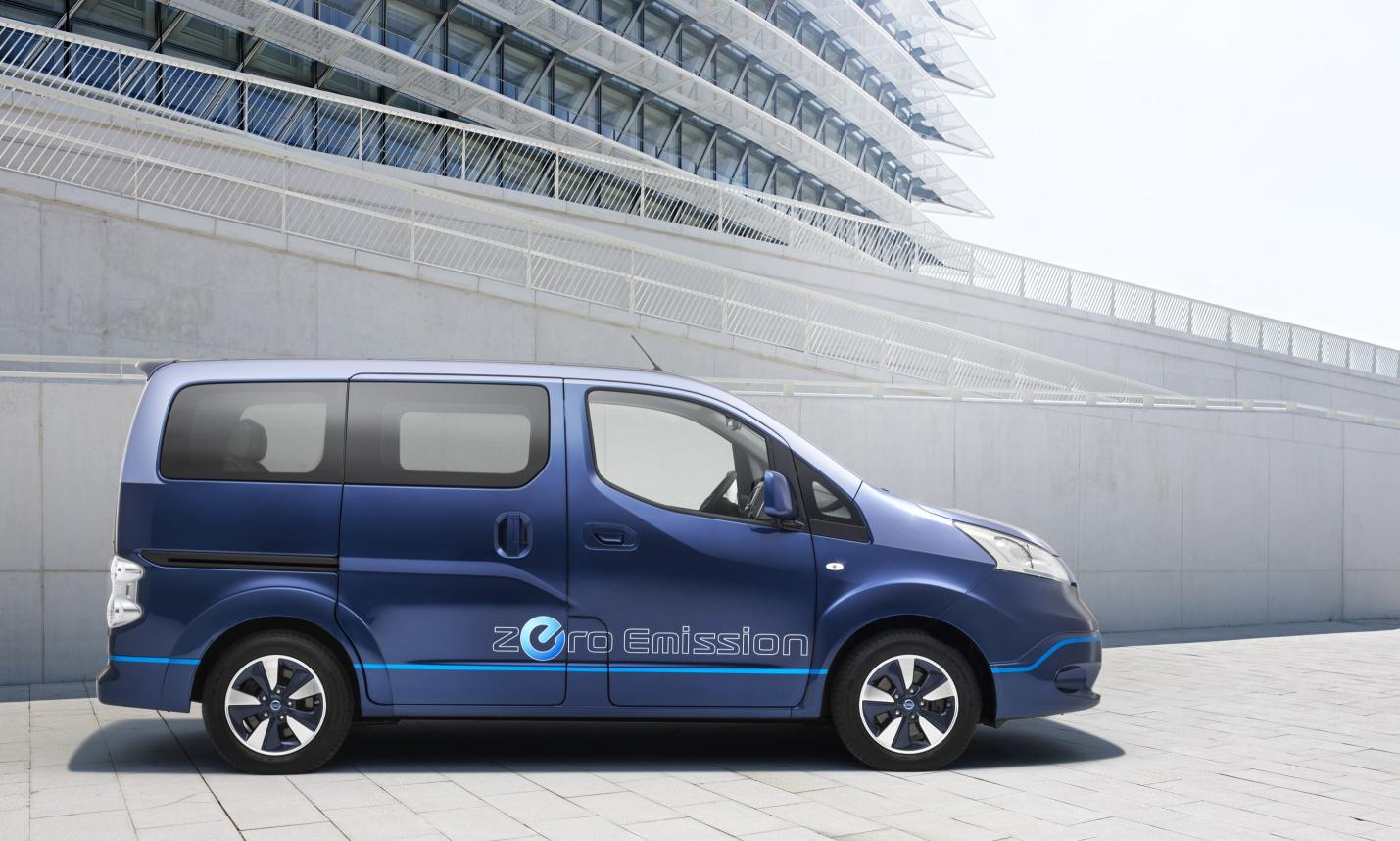 2019 Nissan e NV200 Concept photo - 5