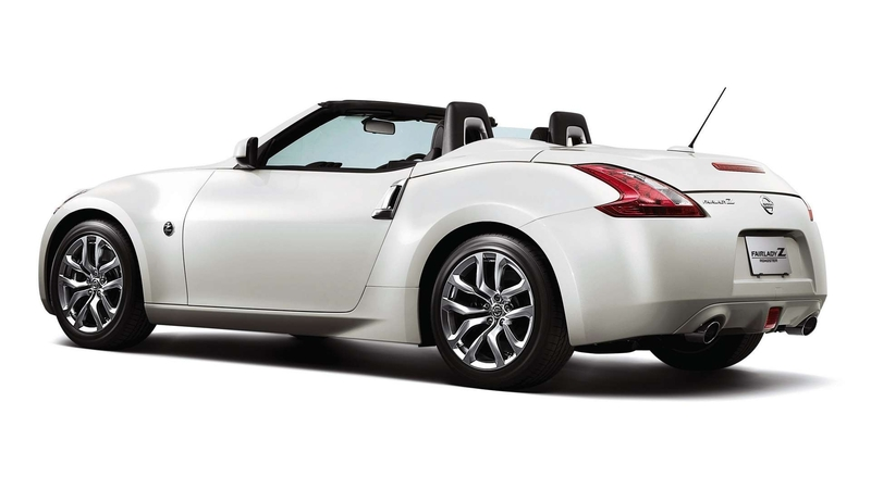 2019 Nissan Fairlady Z Roadster photo - 4