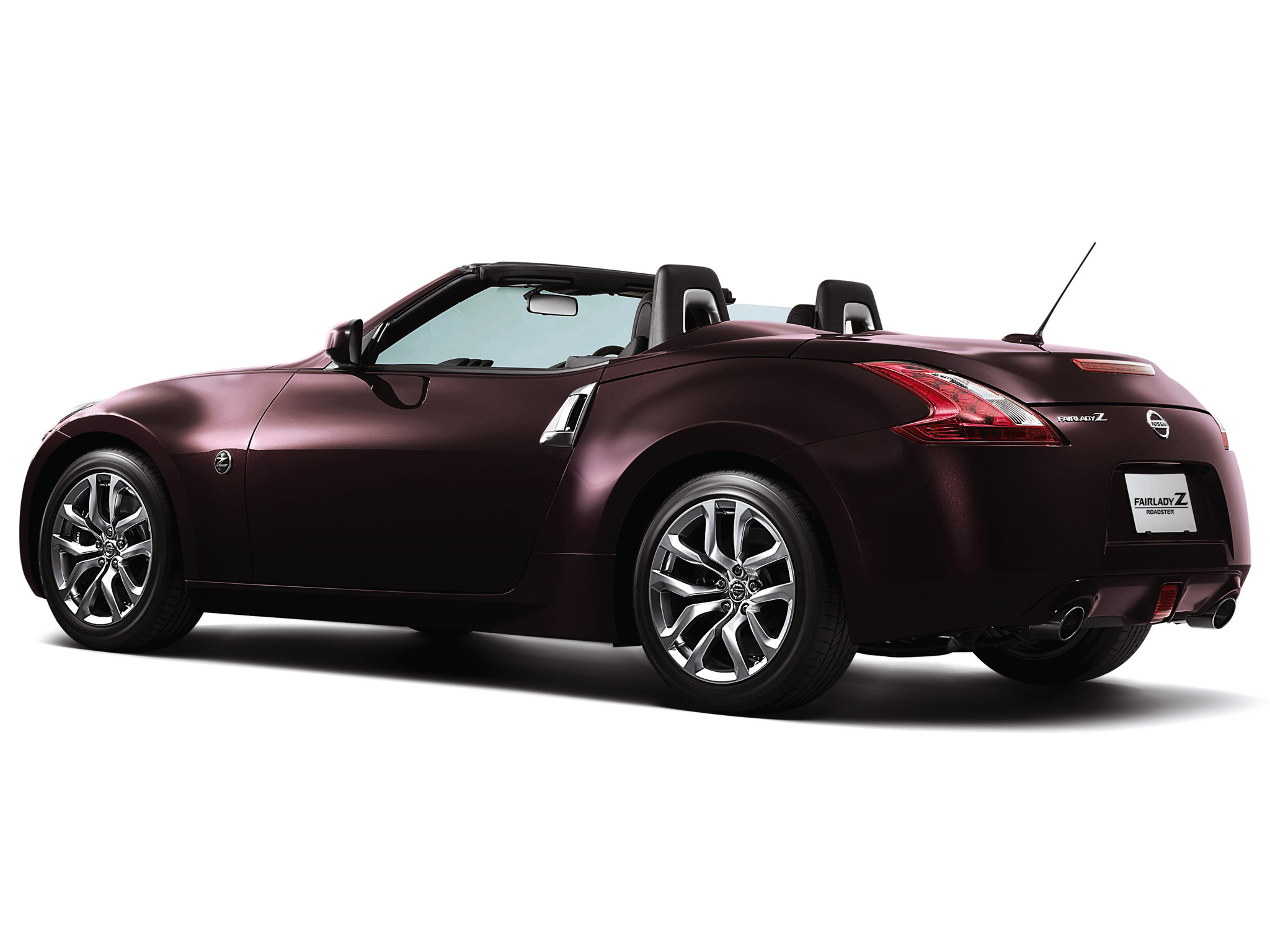 2019 Nissan Fairlady Z Roadster photo - 6