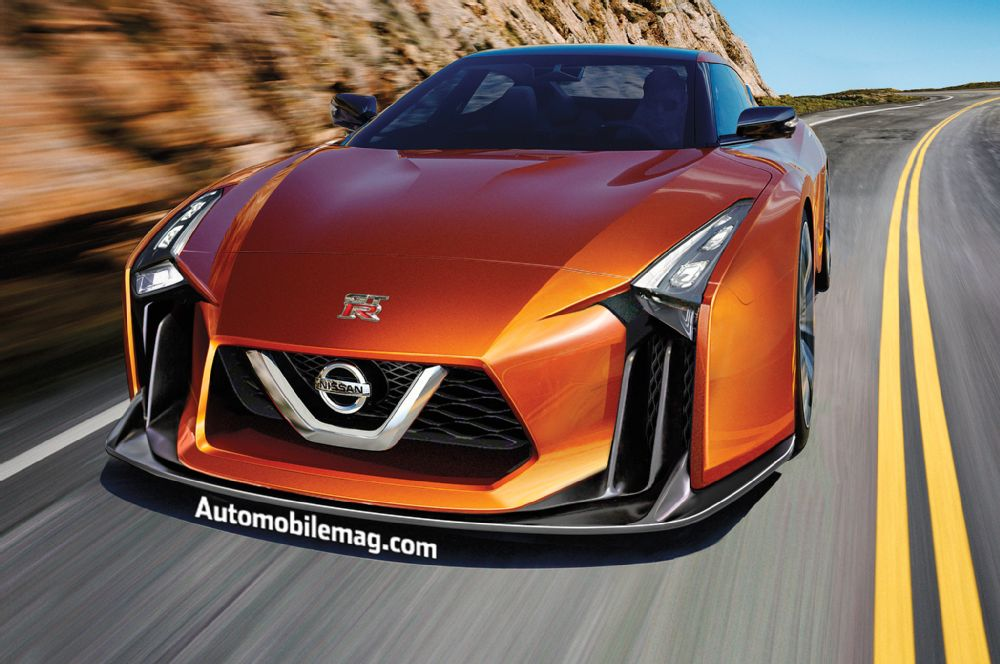 2019 Nissan GT R photo - 6