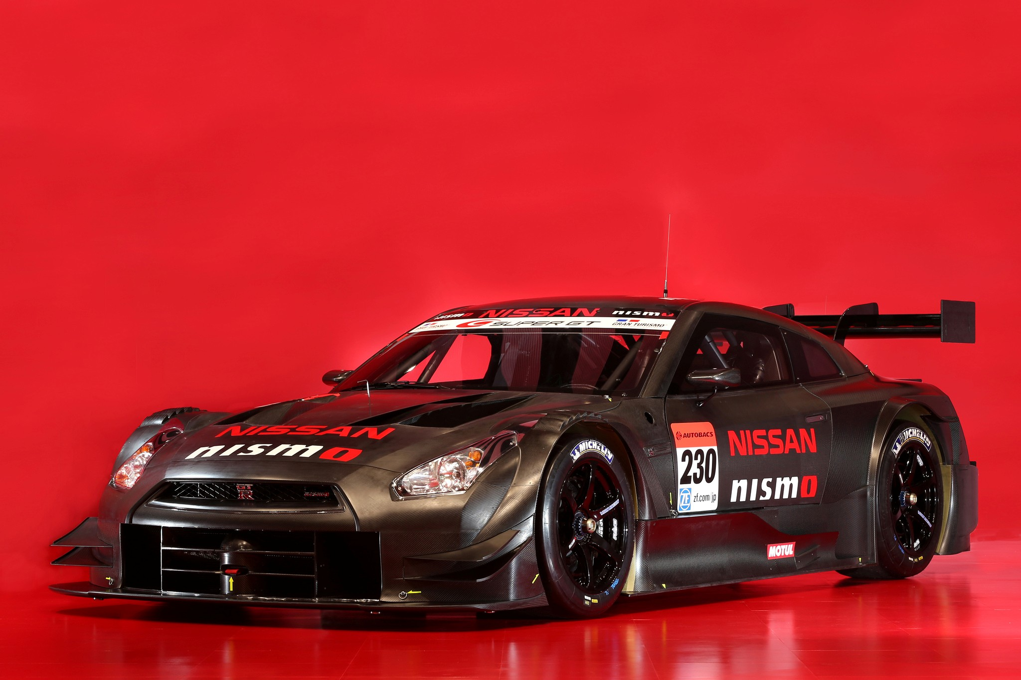 2019 Nissan GT R GT500 Race car photo - 1