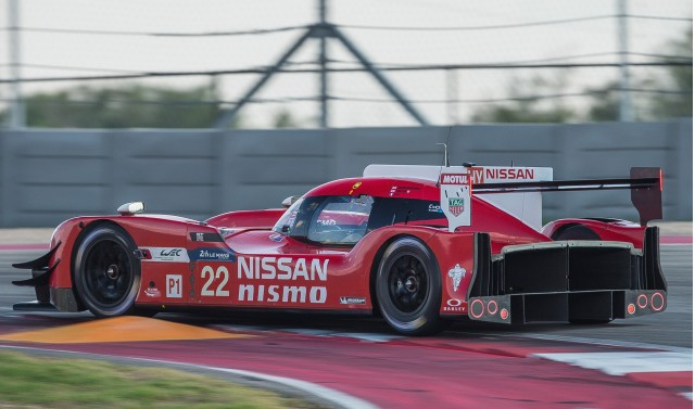 2019 Nissan GT R LM Nismo Racecar photo - 2