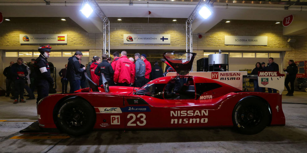 2019 Nissan GT R LM Nismo Racecar photo - 6