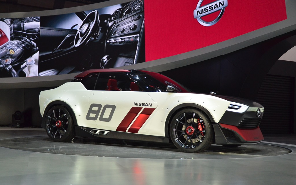 2019 Nissan IDx Freeflow Concept photo - 1