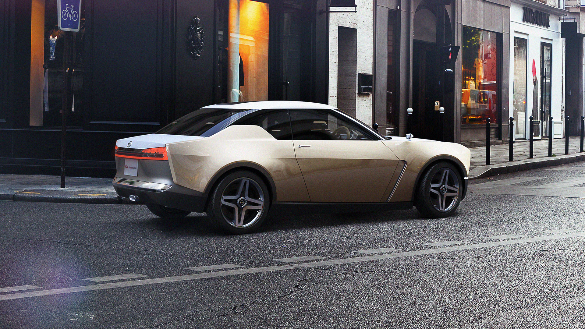 2019 Nissan IDx Freeflow Concept photo - 3
