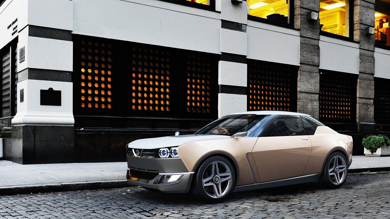 2019 Nissan IDx Freeflow Concept photo - 5