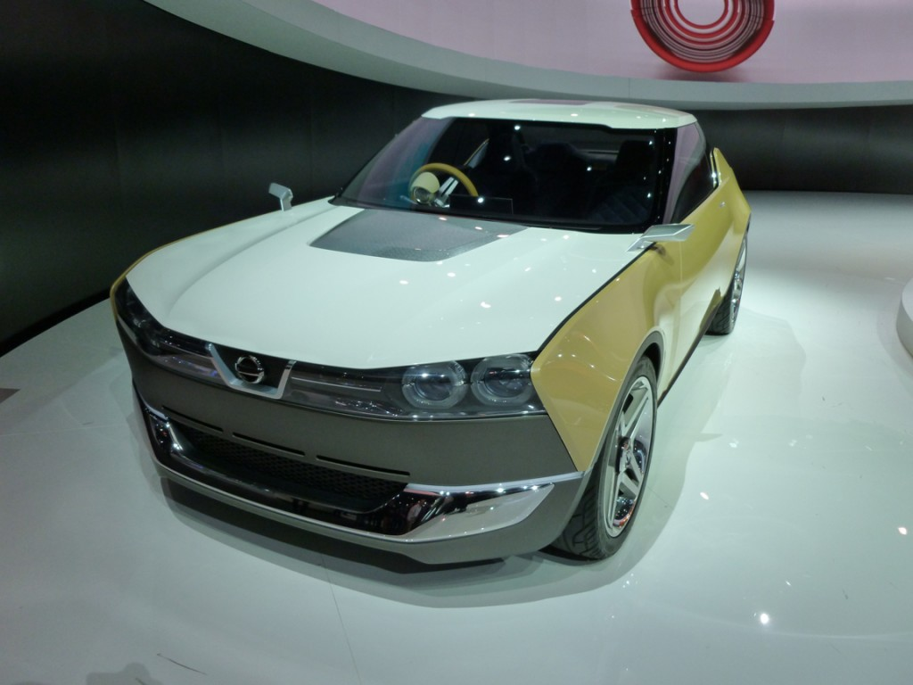 2019 Nissan IDx Freeflow Concept photo - 6