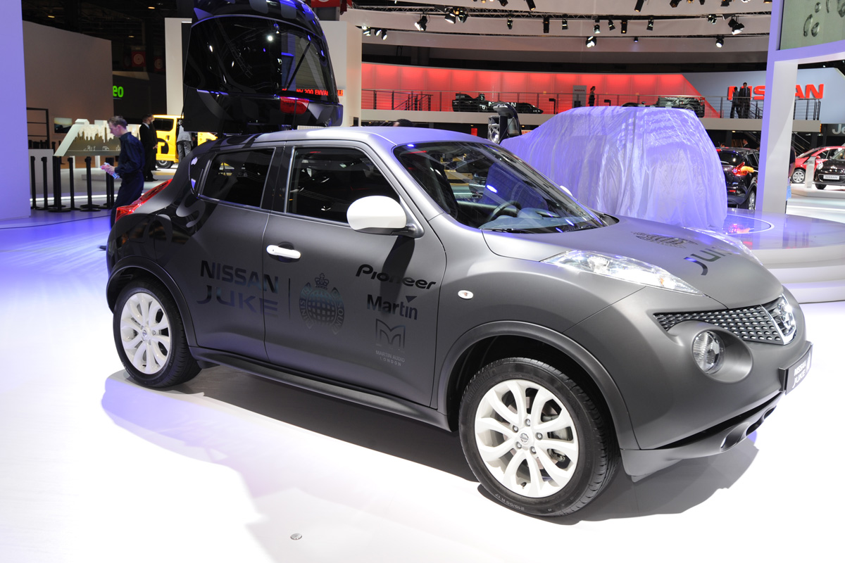 2019 Nissan Juke Ministry of Sound photo - 1