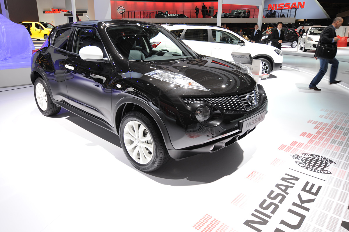 2019 Nissan Juke Ministry of Sound photo - 2