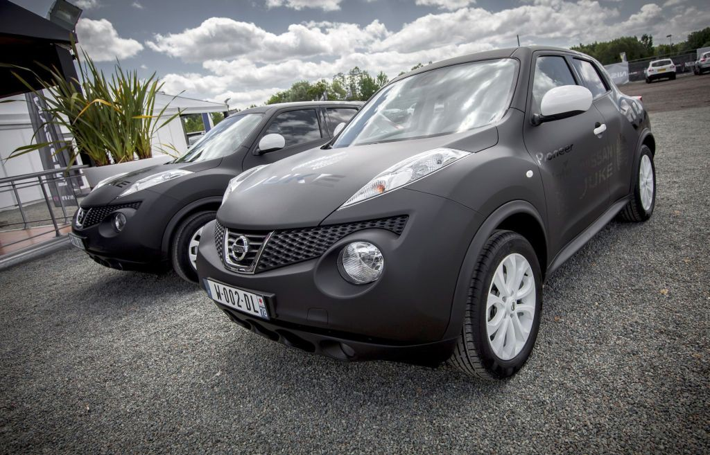 2019 Nissan Juke Ministry of Sound photo - 6
