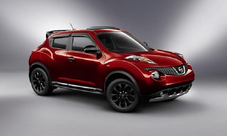 2019 nissan juke nismo concept car photos catalog 2018. Black Bedroom Furniture Sets. Home Design Ideas