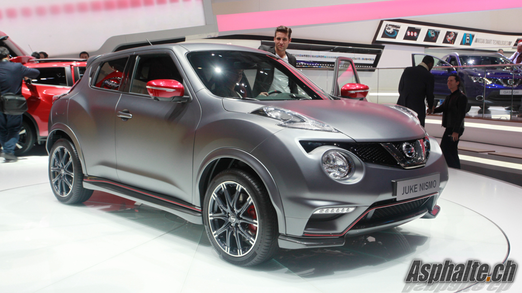 2019 Nissan Juke Nismo RS photo - 1